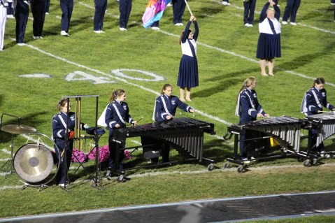 Tamaqua Area Homecoming Game, King and Queen, Sports Stadium, Tamaqua, 10-16-2015 (71)