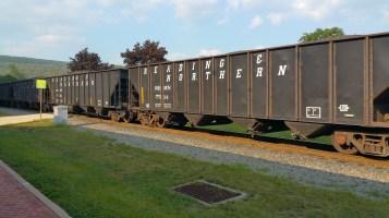 Train Through Tamaqua, 9-1-2015 (10)