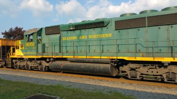 Train Through Tamaqua, 9-1-2015 (5)