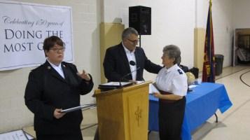 100-Year Anniversary Celebration, Tamaqua Salvation Army, Tamaqua, 10-1-2015 (79)