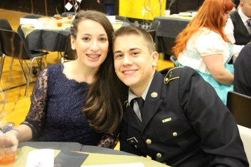 100th Anniversary Celebration of Panther Valley JROTC, PV High School, Lansford, 11-14-2015 (138)