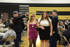 100th Anniversary Celebration of Panther Valley JROTC, PV High School, Lansford, 11-14-2015 (22)