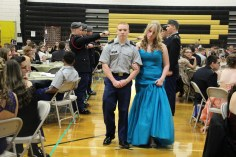 100th Anniversary Celebration of Panther Valley JROTC, PV High School, Lansford, 11-14-2015 (36)