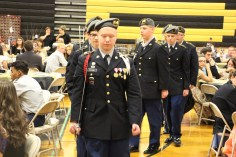 100th Anniversary Celebration of Panther Valley JROTC, PV High School, Lansford, 11-14-2015 (45)