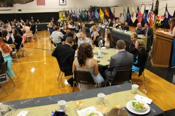 100th Anniversary Celebration of Panther Valley JROTC, PV High School, Lansford, 11-14-2015 (62)