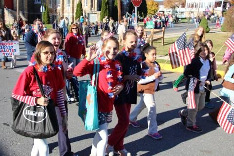 Carbon County Veterans Day Parade, Jim Thorpe, 11-8-2015 (189)