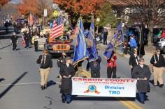 Carbon County Veterans Day Parade, Jim Thorpe, 11-8-2015 (275)