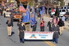 Carbon County Veterans Day Parade, Jim Thorpe, 11-8-2015 (277)