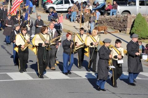 Carbon County Veterans Day Parade, Jim Thorpe, 11-8-2015 (317)