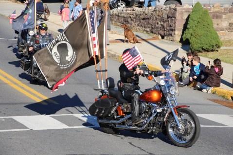Carbon County Veterans Day Parade, Jim Thorpe, 11-8-2015 (361)