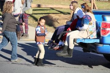 Carbon County Veterans Day Parade, Jim Thorpe, 11-8-2015 (403)