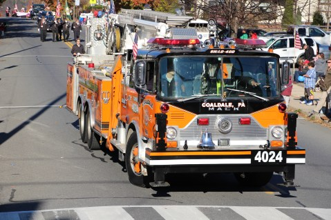 Carbon County Veterans Day Parade, Jim Thorpe, 11-8-2015 (468)