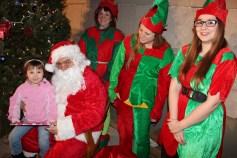 Coaldale Holiday Tree Lighting, Via C.H.O.S.E., Borough Hall, Coaldale, 11-29-2015 (41)