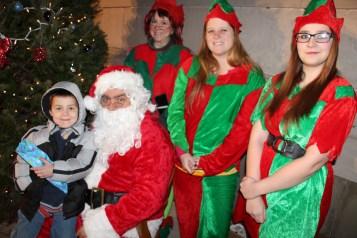 Coaldale Holiday Tree Lighting, Via C.H.O.S.E., Borough Hall, Coaldale, 11-29-2015 (59)