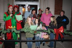 Coaldale Holiday Tree Lighting, Via C.H.O.S.E., Borough Hall, Coaldale, 11-29-2015 (8)