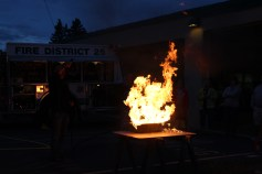 Fire Prevention and Awareness, Open House, Hometown Fire Company, Hometown, 10-6-2015 (24)