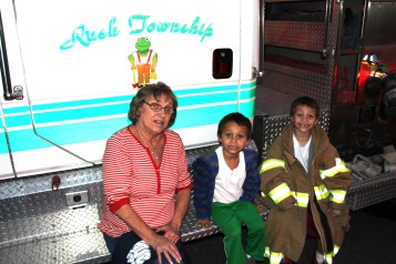 Fire Prevention and Awareness, Open House, Hometown Fire Company, Hometown, 10-6-2015 (60)