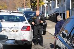 Hit And Run Investigated, Rowe Street, North Lehigh Street, Tamaqua, 11-16-2015 (18)