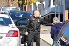 Hit And Run Investigated, Rowe Street, North Lehigh Street, Tamaqua, 11-16-2015 (19)