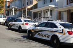 Hit And Run Investigated, Rowe Street, North Lehigh Street, Tamaqua, 11-16-2015 (5)