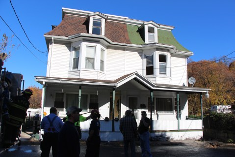 House Fire, 208 Biddle Street, Tamaqua, 11-4-2015 (23)