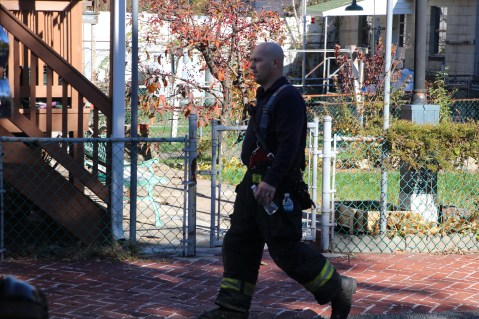 House Fire, 208 Biddle Street, Tamaqua, 11-4-2015 (45)