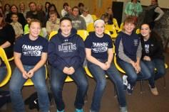 Junior High Football Team Recognized, Tamaqua Borough Council Meeting, Borough Hall, Tamaqua (17)