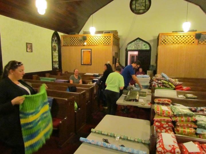 Lap Afhgan Group of Schuylkill County, Immanuel EC Church, Drehersville, 11-2-2015 (7)
