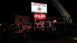 Open House, Fire Prevention Awareness, McAdoo Fire Company, McAdoo, 10-7-2015 (29)