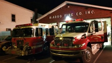 Open House, Fire Prevention Awareness, McAdoo Fire Company, McAdoo, 10-7-2015 (33)
