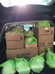 Schuylkill Knights of Columbus Delivers Food, 11-26-2015, from Wendy Seigenfuse (9)