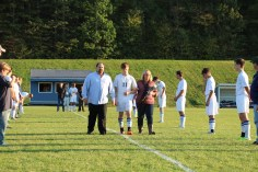 Tamaqua Soccer Senior Recognition, Soccer Field, Tamaqua Area High School, Tamaqua, 10-7-2015 (3)