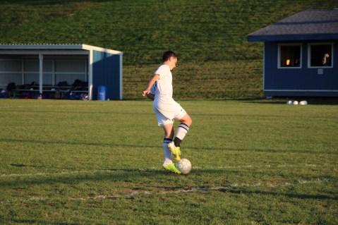 Tamaqua Soccer Senior Recognition, Soccer Field, Tamaqua Area High School, Tamaqua, 10-7-2015 (75)