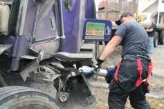 Tractor Trailer Overturns, US209, SR93, Nesquehoning, 11-5-2015 (31)