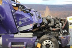 Tractor Trailer Overturns, US209, SR93, Nesquehoning, 11-5-2015 (83)