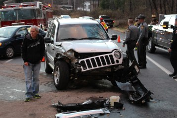 Two Vehicle Accident, US209, East Norwegian Township, 11-13-2015 (12)