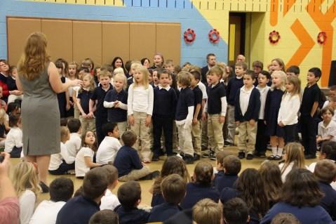 Veterans Day Program, TASD, West Penn Elementary School, West Penn, 11-12-2015 (94)