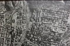 Aerial Photograph of Tamaqua, Borough Hall, Tamaqua, 1970s (54)