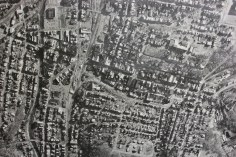 Aerial Photograph of Tamaqua, Borough Hall, Tamaqua, 1970s (57)