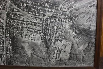 Aerial Photograph of Tamaqua, Borough Hall, Tamaqua, 1970s (65)