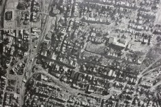 Aerial Photograph of Tamaqua, Borough Hall, Tamaqua, 1970s (80)