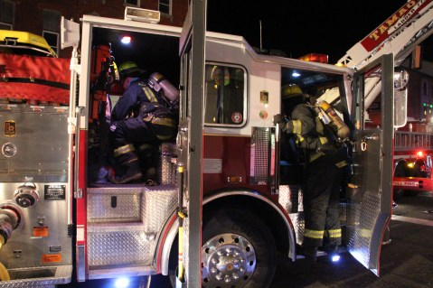 Apartment Building Fire, 45 West Broad Street, Tamaqua, 12-19-2015 (164)
