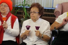 Bells, Older and Bolder Senior Group, via Tamaqua Salvation Army, at ABC Hi-Rise, Tamaqua, 11-30-20 (17)