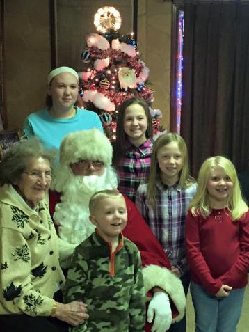 Childrens Christmas Party, photos via Chrissie Ristila, Tamaqua American Legion, Tamaqua (38)