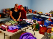 Food Basket, Angel Tree, Toys For Tots Distribution, Salvation Army, Tamaqua, 12-17-2015 (25)