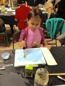 Froggie Painting, Paint and Play, Creative Changes Center, Brockton, 10-12-2015 (1)