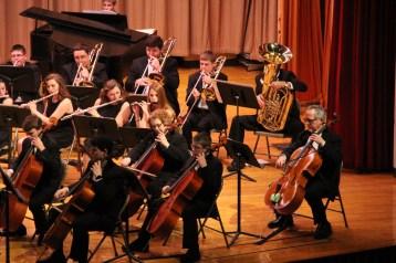 Holiday Concert via Gabriel Youth Orchestra, Lengel Auditorium, Pottsville MS (10)