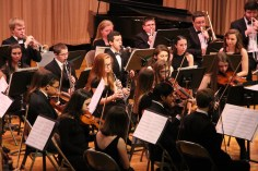 Holiday Concert via Gabriel Youth Orchestra, Lengel Auditorium, Pottsville MS (24)