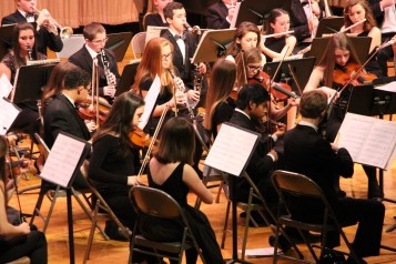 Holiday Concert via Gabriel Youth Orchestra, Lengel Auditorium, Pottsville MS (33)