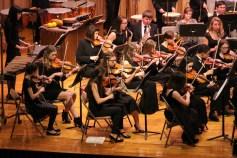 Holiday Concert via Gabriel Youth Orchestra, Lengel Auditorium, Pottsville MS (4)
